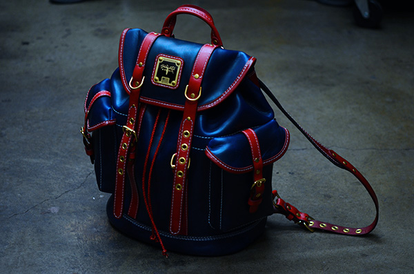 Americana Collection - Vintage Backpack