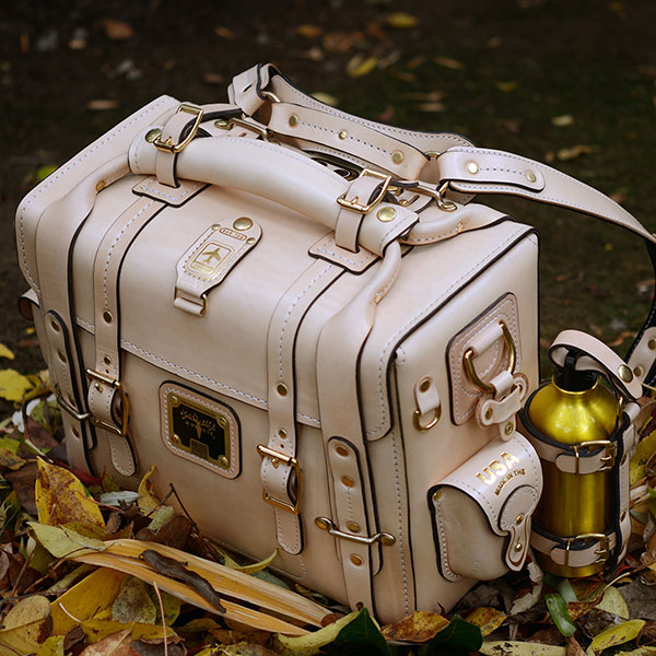 Expedition Bag - Brass Hardware