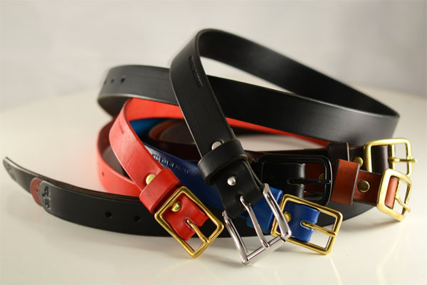 TheLeatherShop Belts