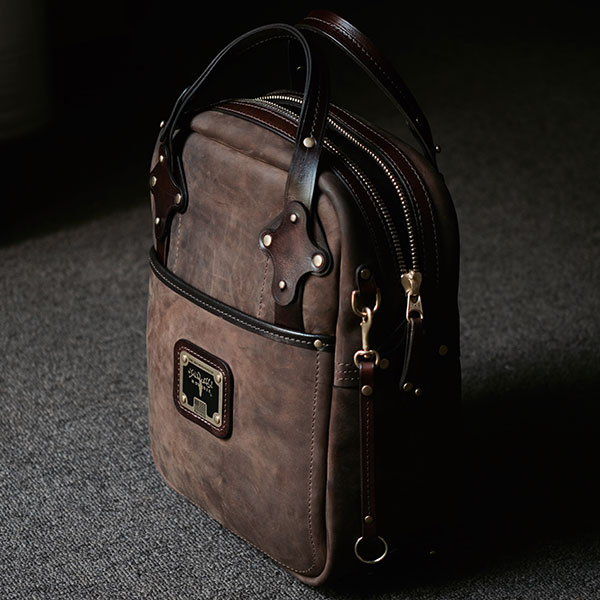 Convertible Bag Brown
