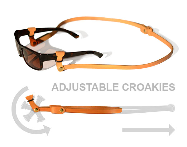 Adjustable Croakies