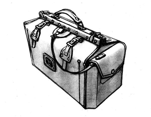TheLeatherShop Duffel Bag