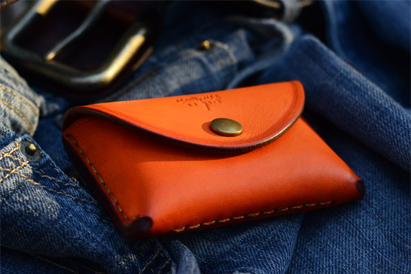 Pocket Wallet - Orange