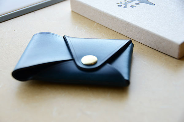 Rivet Card Holder