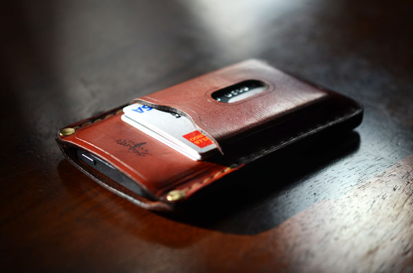 iPhone 5s and 5c wallet