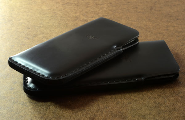 TheLeatherShop iPhone 6 Sleeve - black