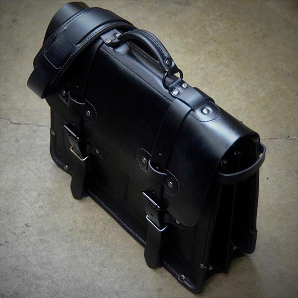 Business Briefcase 2 - Black